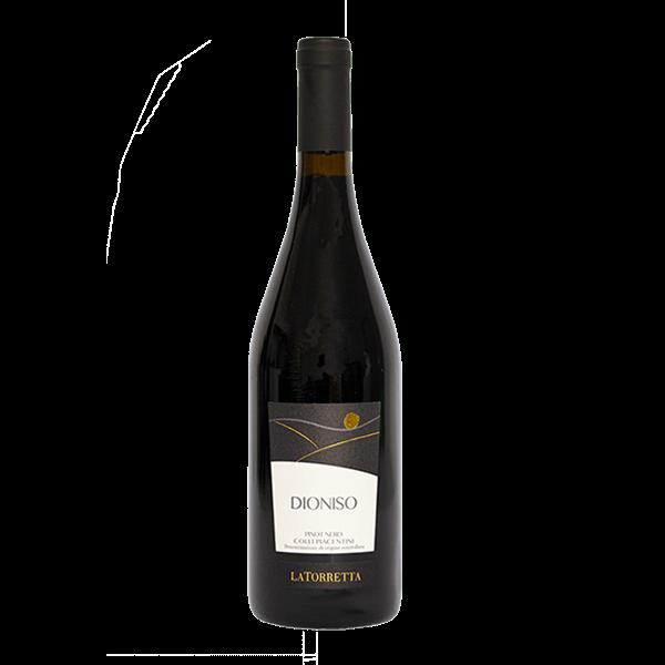 Dioniso Pinot Nero DOC Colli Piacentini 2016 - La Torretta