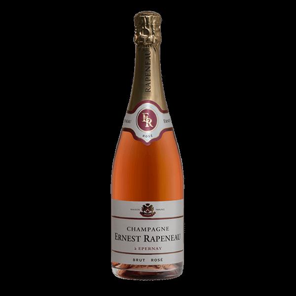 Brut Rosé Champagne - Ernest Rapeneau
