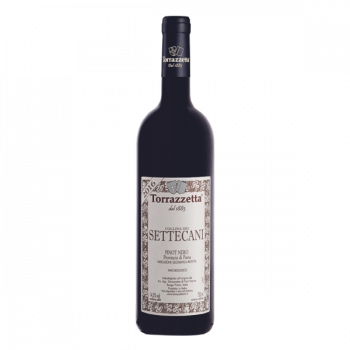 Settecani Pinot Nero Barrique Biologico Vino Rosso 2016 - Torrazzetta