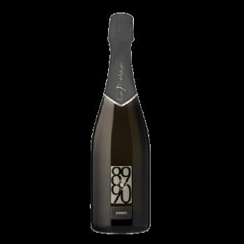89/90 Metodo Classico Pinot Nero Pas Dosè Millesimato 2013 - La Piotta