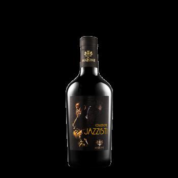 Collezione Jazzisti Murgia passito 2013 - Mazzone
