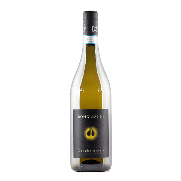 Langhe DOC Arneis 2019 - Bongioanni wine