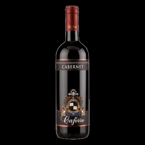Cabernet DOC Colli Euganei 2017 - Cantina Caferro
