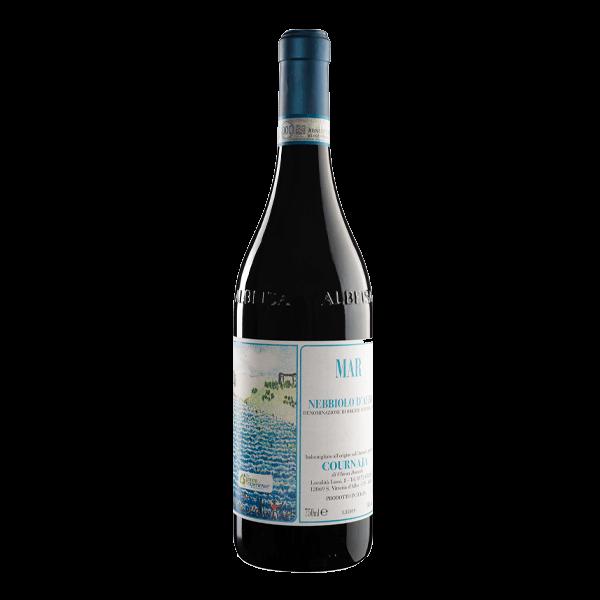 """Nebbiolo d'Alba DOC """"Mar"""" 2016 – Azienda Agricola COURNAJA"""