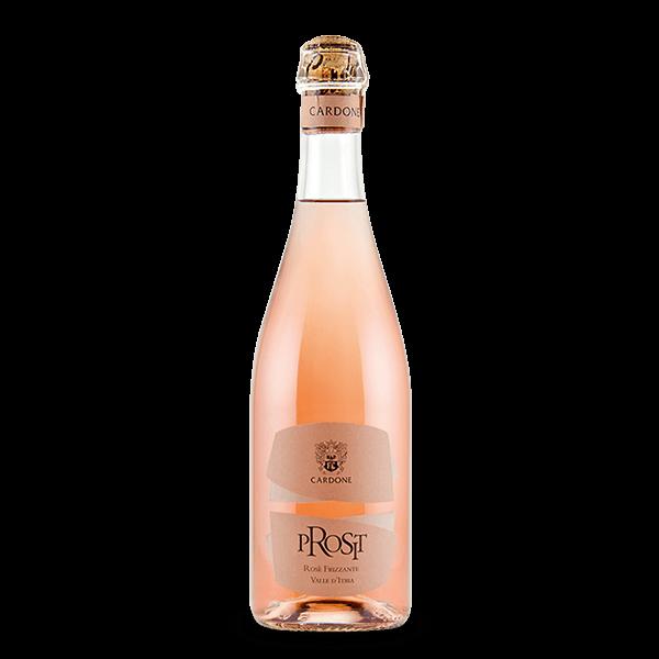 Prosit Rosato Valle D'Itria IGP Rosè Frizzante - Cardone