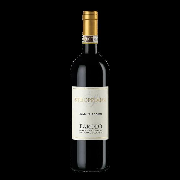 """Barolo """"San Giacomo"""" 2015 - Stroppiana"""