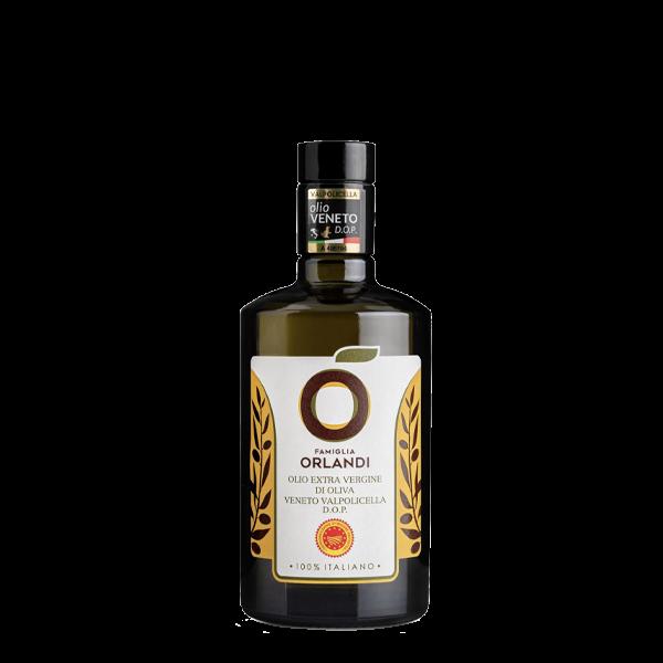 Olio extravergine d'oliva Veneto Valpolicella - Famiglia Orlandi