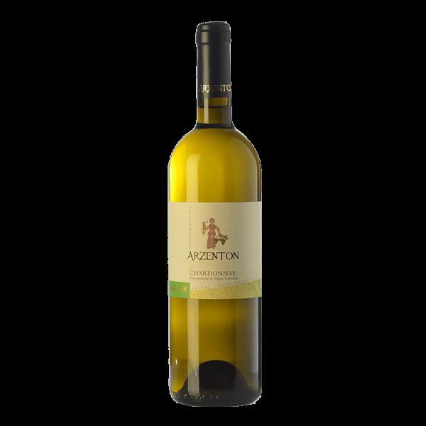 3 bottiglie Chardonnay 2018 - Cantina Arzenton