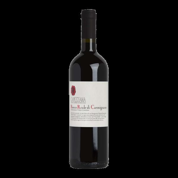 3 bottiglie Barco Reale Carmignano D.O.C. - Capezzana