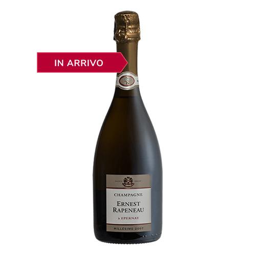Millesimé 2007 Champagne - Ernest Rapeneau