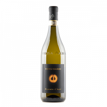 Moscato d'Asti 2019 - Bongioanni wine
